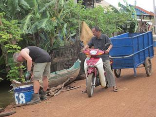 Abfallwirtschaftssystem in Preksromot (Teil 1)
