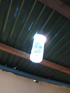 Solar Bottle Light in Preksromot
