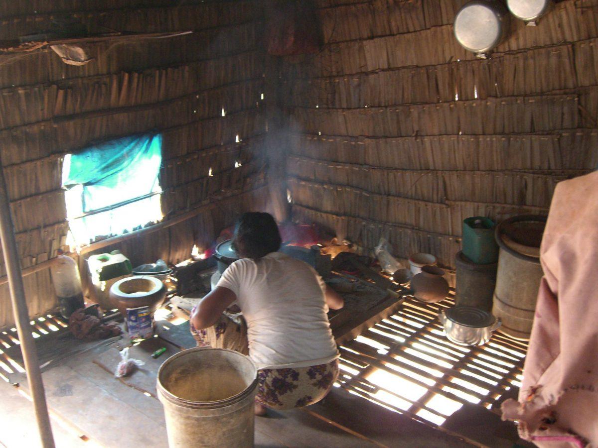 Hausbau in Preksromot