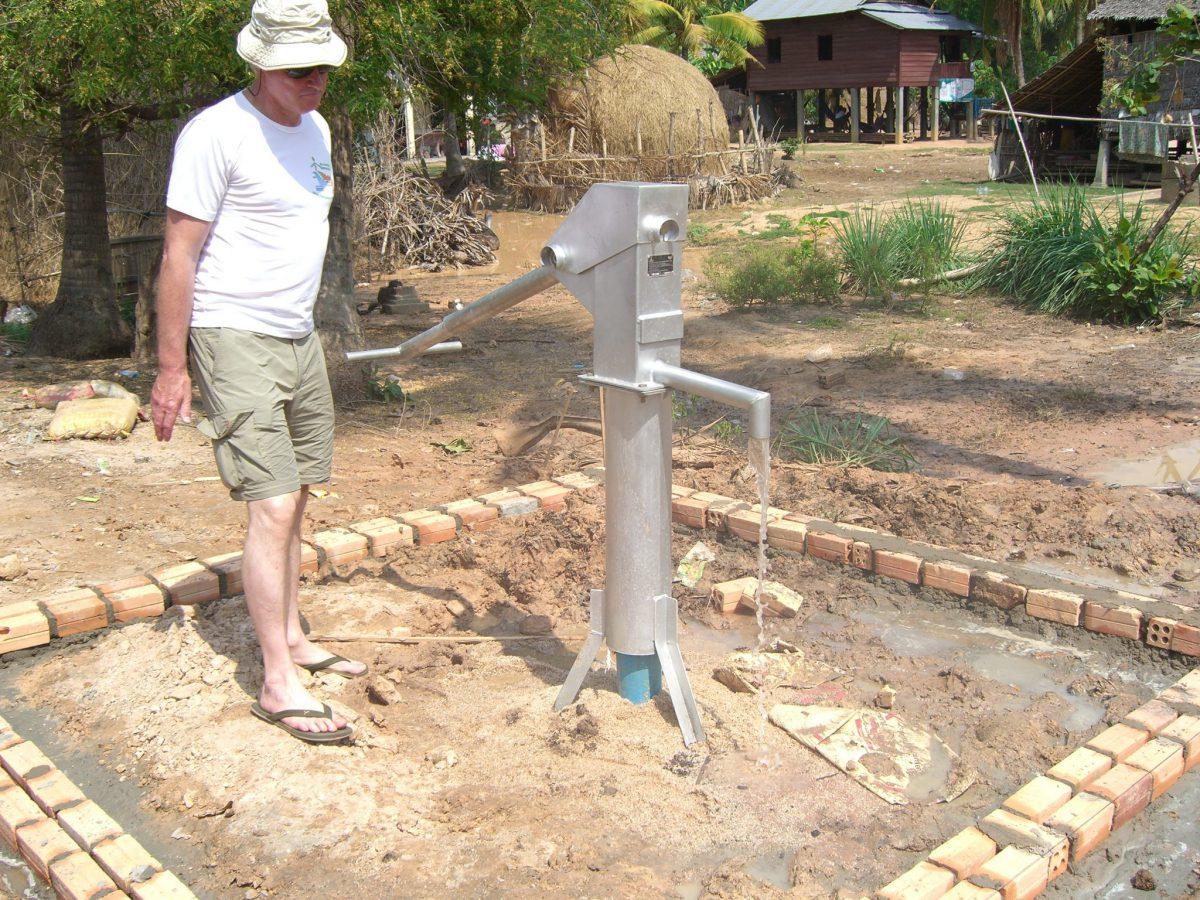 Tiefbrunnen in Chorch Village #2