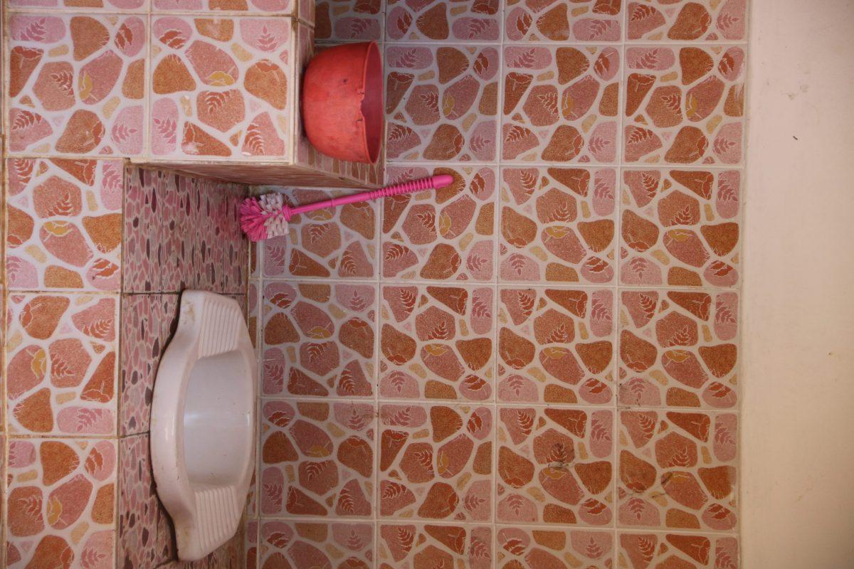Sanitäranlage Tumneab Svay