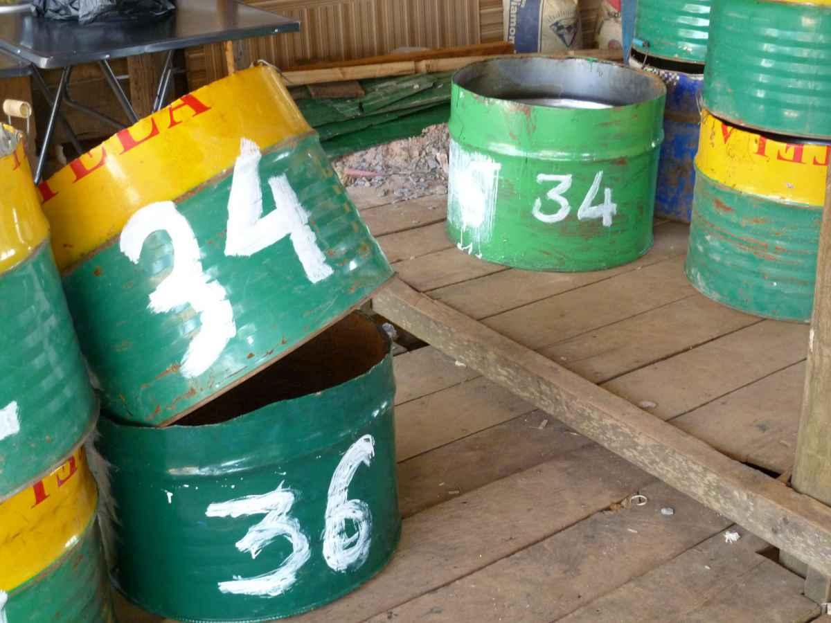 Abfallwirtschaftssystem in Preksromot (Teil 2)